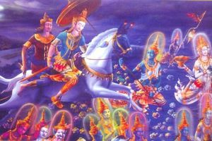 Điều gì thôi thúc Đức Phật xả ly cuộc sống vương giả?