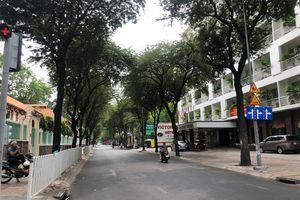 Một Sài Gòn rất khác ngày cuối tuần
