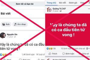 Việt Nam chưa có bệnh nhân nhiễm Covid-19 tử vong