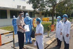 Bệnh nhân 33 điều trị Covid-19 ở Huế được xuất viện