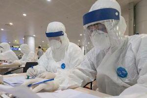 Thêm 6 ca mới mắc Covid-19, có 2 nhân viên cung cấp nước sôi Bệnh viện Bạch Mai