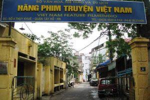 Thu hồi lại cổ phần đã bán của Hãng Phim truyện Việt Nam