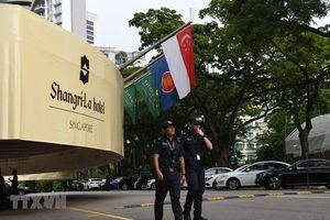 Đối thoại Shangri-La 2020 bị hủy vì đại dịch COVID-19