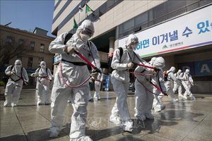 Giáo viên Hàn Quốc đề nghị lùi lịch khai giảng năm học mới