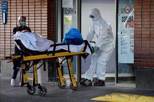 Dịch COVID-19: Thêm 832 ca tử vong tại Tây Ban Nha trong 24 giờ qua