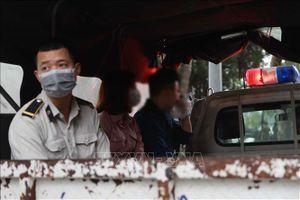 COVID-19: Hà Nội xử phạt thêm hai trường hợp không đeo khẩu trang nơi công cộng