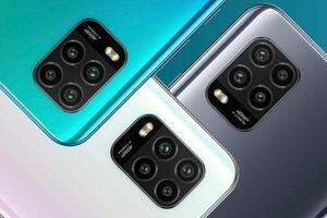 Smartphone 5G, cấu hình 'khủng', pin 4.160 mAh, giá gần 9 triệu
