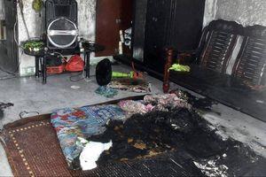 8 giờ truy bắt kẻ phóng hỏa, đốt nhà làm 2 người bị bỏng ở Vũng Tàu