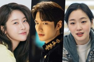 Park Sojin (Girl's Day) đóng phim The King: Eternal Monarch của Lee Min Ho, Kim Go Eun có thêm tình địch