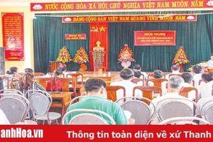 Phát triển đảng viên mới ở huyện Ngọc Lặc