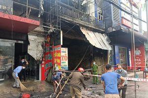 Hiện trường vụ cháy khiến hai ông cháu tử vong thương tâm ở Hà Tĩnh