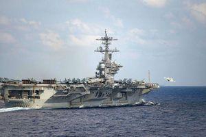 36 thủy thủ trên tàu sân bay Mỹ từng ghé Việt Nam mắc Covid-19