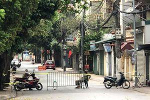 Các hộ cách ly tại phường Thượng Thanh (Long Biên) yên tâm, tuân thủ nghiêm quy định