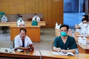 Tối nay, sẽ có kết quả xét nghiệm Covid-19 trên 7.000 người trong Bệnh viện Bạch Mai