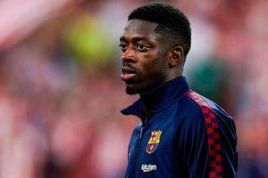 Liverpool muốn giải cứu Ousmane Dembele khỏi Barca