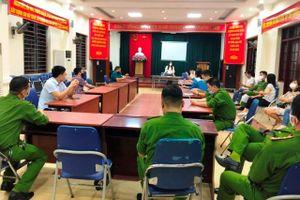 Rà soát 40 công dân phường Khương Đình liên quan đến Bệnh viện Bạch Mai