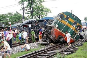 Xử lý dứt điểm lối đi tự mở qua đường sắt