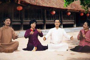 Nhóm Xẩm Hà Thành ra mắt Vi-đê-ô ca nhạc phòng, chống dịch Covid-19