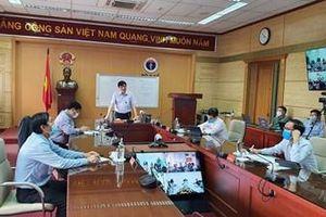 Bộ Y tế triển khai các biện pháp cấp bách phòng, chống dịch Covid-19 tại Bệnh viện Bạch Mai