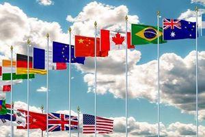 Nhân tố G20 giữa tâm dịch Covid-19