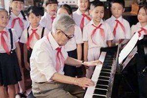 Nhạc sĩ Phong Nhã qua đời, hưởng thọ 97 tuổi