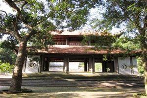 Ngôi chùa thiêng bên núi Đọi sông Châu