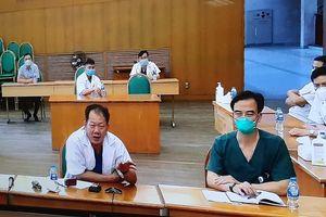 Kết quả xét nghiệm nhân viên y tế BV Bạch Mai đều âm tính