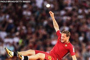 Hành trình từ Hoàng tử tới ông Vua thành Rome của Francesco Totti
