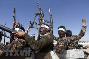 Nhóm Houthi ở Yemen thừa nhận tấn công vào các cơ sở của Saudi Arabia
