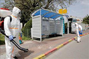 Số ca nhiễm virus SARS-CoV-2 tại Israel tăng lên 3.460 người