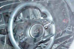 'Nhá hàng' thiết kế nội thất của Hyundai Tucson thế hệ mới