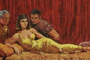'Vén màn' chuyện 'phòng the' của nữ hoàng Cleopatra - Biểu tượng 'nữ thần tình ái' thời cổ đại
