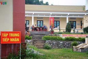Quảng Bình giám sát y tế gần 100 trường hợp từng đến khám, điều trị tại BV Bạch Mai