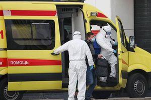 Nga ghi nhận thêm 270 ca mắc Covid-19, Moscow vẫn là tâm dịch