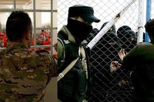 Phiến quân IS trốn khỏi nhà tù ở Đông Bắc Syria