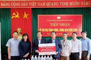 Toyota Việt Nam có TGĐ mới và đóng góp 10 tỉ đồng chống dịch