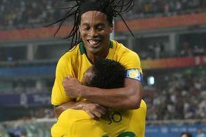 Ronaldinho và dàn sao Brazil từng sang Việt Nam giờ ra sao?