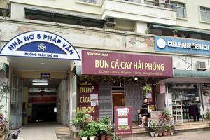 Hà Nội: Người dân yên tâm khi sống gần khu cách ly tập trung