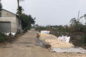Triển khai nhiều giải pháp xử lý ô nhiễm làng nghề