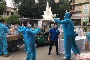 Thêm 8 ca mắc mới liên quan Bệnh viện Bạch Mai, Việt Nam có 203 bệnh nhân Covid-19
