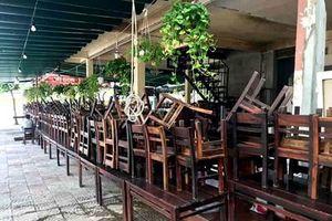 Đà Nẵng thực hiện nghiêm việc tạm dừng hoạt động phục vụ kinh doanh ẩm thực
