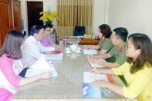 Chủ động bảo đảm ANTT đại hội Đảng bộ các cấp