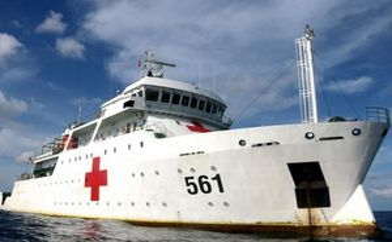 Việt Nam tự hào có tàu bệnh viện lớn nhất, hiện đại nhất Đông Nam Á