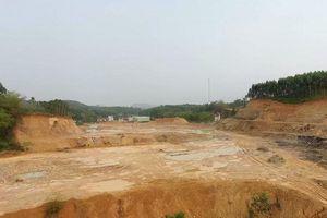 Xẻ đồi bán đất trái phép ở Hữu Lũng: Chính quyền phản ứng chậm hay cố tình bao che?