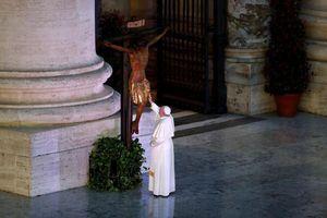Giáo hoàng kêu gọi thế giới ngừng xung đột để chống dịch