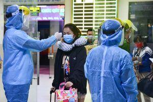 Cận cảnh quy trình kiểm soát dịch 2 chiều tại Ga Đà Nẵng