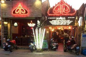 Thông tin mới liên quan đến 'ổ dịch' tại bar Buddha