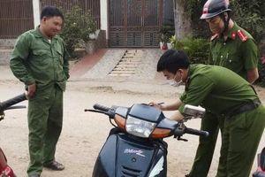 Bị phạt 200 ngàn đồng vì không đeo khẩu trang khi ra đường