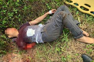 Nam thanh niên bị tàu hỏa tông đứt lìa cánh tay