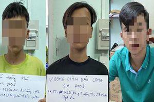 Bắt 8 đối tượng đập phá 35 xe ô tô ở Vũng Tàu